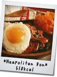 【510kcal】パスタの定番を丼で*ナポリDON