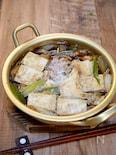 豚ひき肉のすき煮