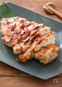 『鶏肉の西京焼き♪白味噌で簡単!鶏胸肉レシピ』