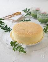 失敗しない! 豆腐スフレチーズケーキ