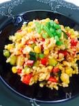【デトックスレシピ】韓国風玄米サラダごはん