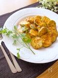 さっぱり和風で美味しい♡ズッキーニのおかかピカタ