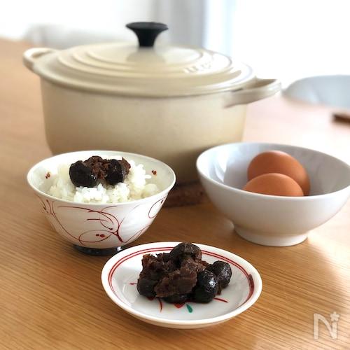 《作り置き》お弁当にも!ご飯がすすむ椎茸のさっぱり佃煮