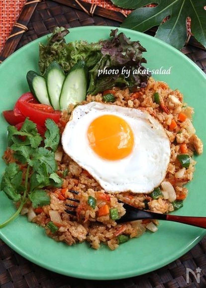 焼き肉のたれで味付け失敗なし!炒飯の作り方&アレンジレシピ5選の画像