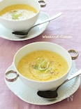 コーンと卵の中華スープ