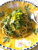 ⭐️菜の花スパゲッティ