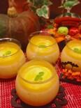 ミキサーで簡単♪卵不使用♪かぼちゃの濃厚キャラメルプリン♡
