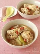 サムゲタン風 雑穀スープ