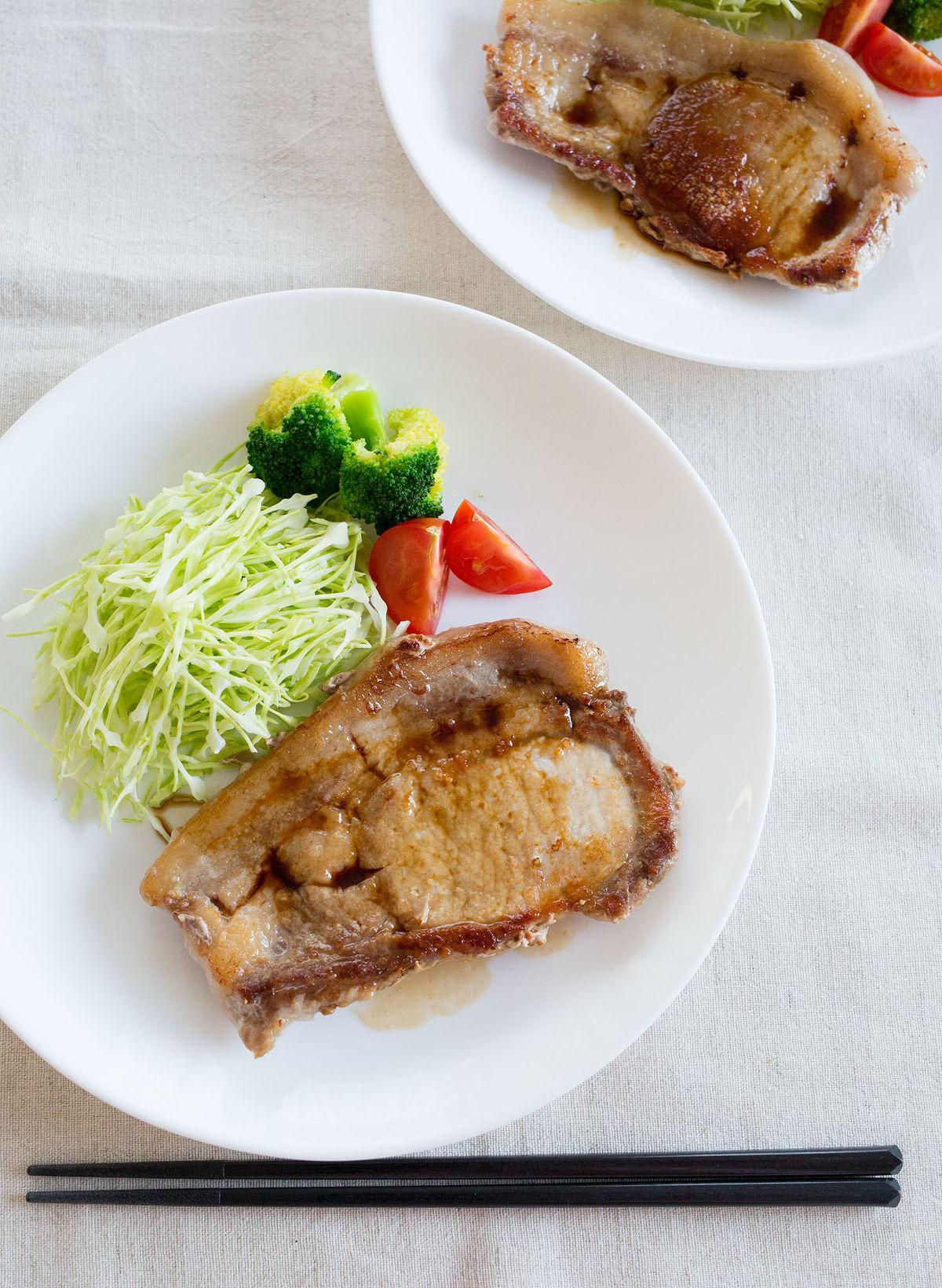 豚 ロース ソテー レシピ