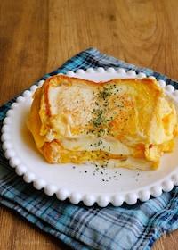 『韓国発!話題のワンパントースト』