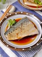 もっと気軽に!お魚レシピ♡『レンジDEさばの煮付け』