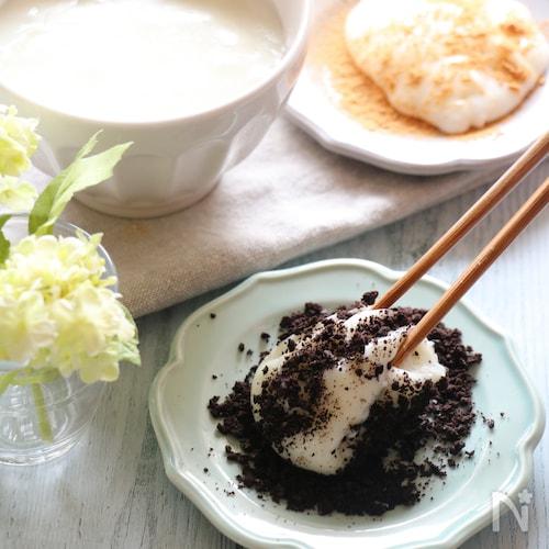 香港スイーツ牛乳餅