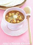 チャナマサラ インドの味噌汁的存在♪ヘルシー豆カレー