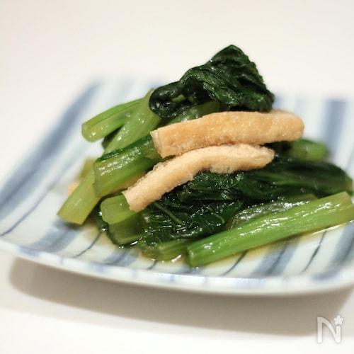 【基本の和食】小松菜の煮びたし