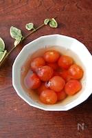ミニトマトのワイン煮