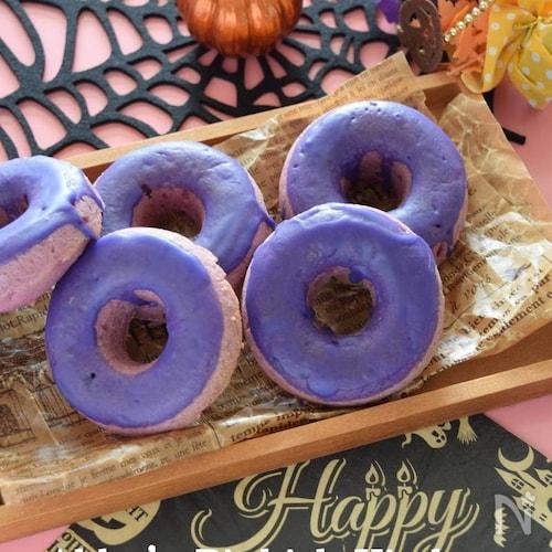 ハロウィン限定♡『恐怖の館ドーナツ』