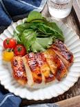 鶏の味噌しょうが焼き【#作り置き#ポリ袋#揉んで焼くだけ】