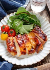 『鶏の味噌しょうが焼き【#作り置き#ポリ袋#揉んで焼くだけ】』