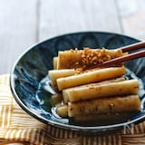 ヒガシマル醤油「京風割烹白だし」で*ごぼうの白だし漬け*