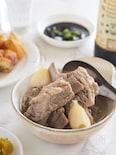 炊飯器に入れるだけ♡シンガポールバクテー(スペアリブスープ)