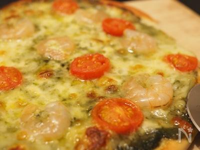生地 ホームベーカリー ピザ レシピ