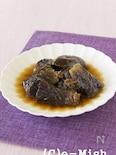 茄子のココナッツオイル煮浸し