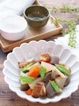 【作り置きおかず】我が家の定番!野菜とちくわの煮物