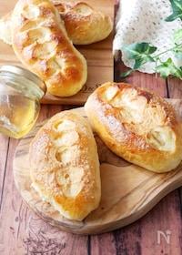 『『メープルシュガーザクザク♡』メープルミルクパン』