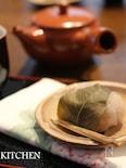 関西風 15分で出来る桜餅