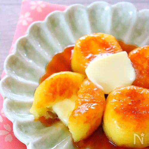 【おうち居酒屋メニュー】もちもちチーズいももちの作り方レシピ