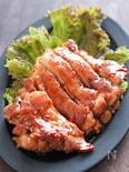 【調味料ふたつ!】鶏もも肉のみりん焼き