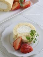 ミルクチーズクリームロール