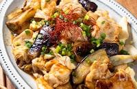 フライパンひとつ『鶏むね肉と野菜のオイスター炒め』