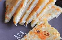 \大餅(ダービン)/ねぎ入り葱花餅