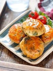 しそチーズつくねのポン酢照り焼き【#作り置き #お弁当