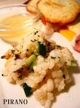 【31Kcal】前菜に!あさりとお米のサラダ♪