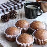 【簡単おやつ】フライパンで簡単!チョコ入りココア蒸しパン