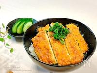 パパッと♪簡単♡甘辛ウマい‼︎お豆腐つくねの蒲焼き丼