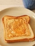 食パンで簡単♪クロックマダム風