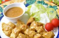 東南アジア風焼き鳥<サテ・アヤム>鶏むね肉が美味しすぎる♡