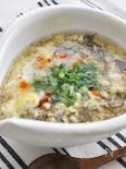夏に食べたい!酸っぱ辛いスープ