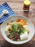 味付け不要!イワシ缶で!白菜と豆腐のやさしい味噌煮