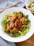 『ごま味噌照り焼きチキン』#鶏胸肉#お弁当#簡単