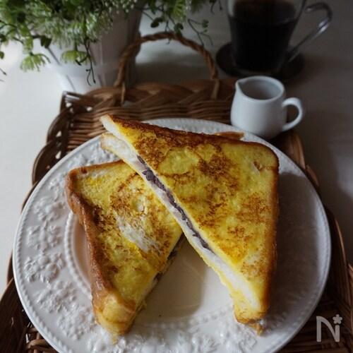 小倉フレンチトースト