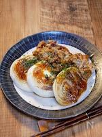 【サク飯】焼肉のタレで簡単「新玉のプルコギ炒め」