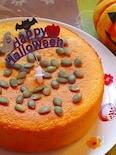 かぼちゃの米粉ヨーグルトケーキ♪