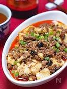 【ビリ辛】四川風麻婆豆腐