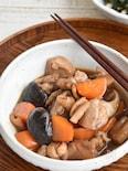人参と鶏肉のこってり煮物【作り置き】