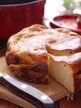 酒粕の濃厚*チーズケーキ『ストウブ』