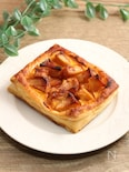 アップルパイ!焼きリンゴのオープンパイ